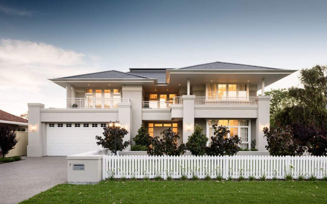 Check Out This Amazing Hamptons Style House in Floreat – 650 Square Metres of Luxury