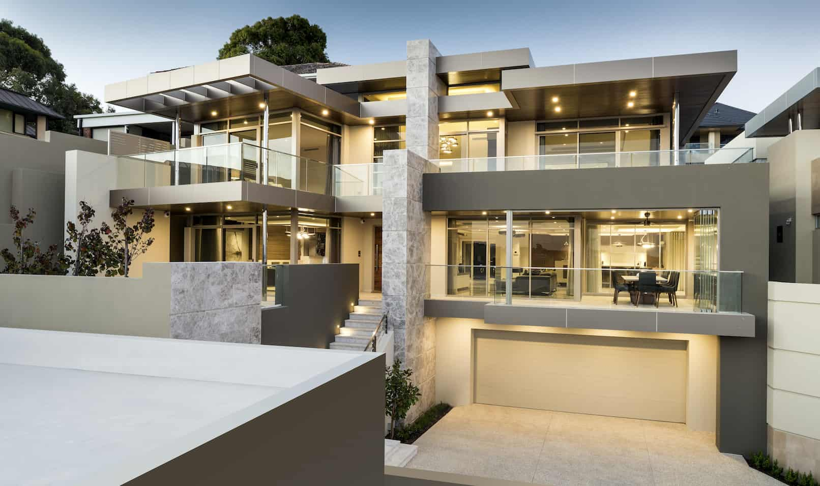 Contemporary Style Home Builder Perth Jav Developments