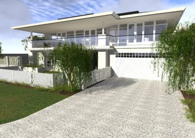 Beach Front Hampton Style Property in Shoalwater